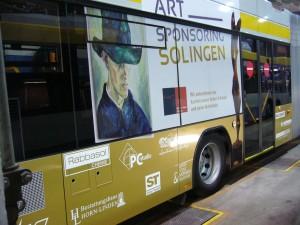 ArtSponsoring Buswerbung 3
